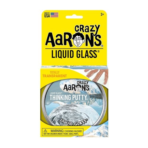 CRAZY AARONS PUTTYWORLD CRAZY PUTTY - LIQUID GLASS