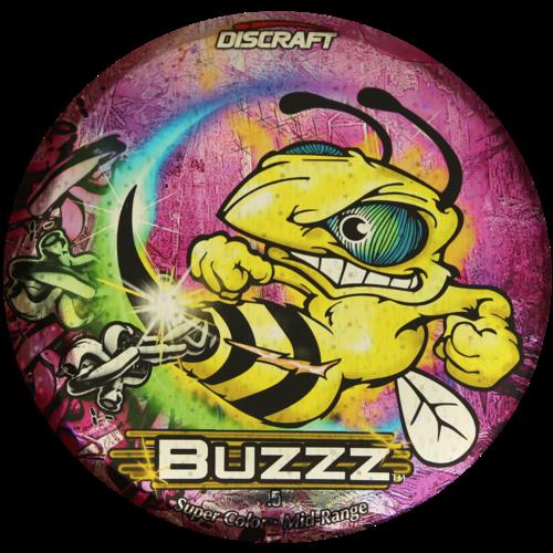 Discraft BUZZZ SC FF CHAINS PINK STAR