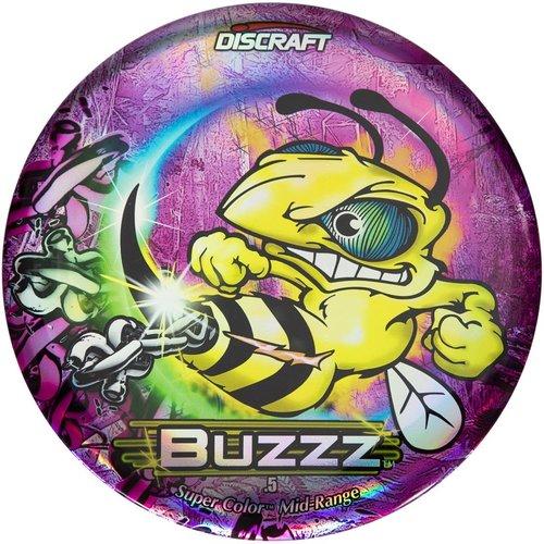 Discraft BUZZZ SC FF CHAINS PINK PRISM