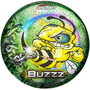Discraft BUZZZ SC FF CHAINS GREEN STAR