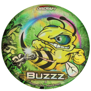 Discraft BUZZZ SC FF CHAINS GREEN PRISM