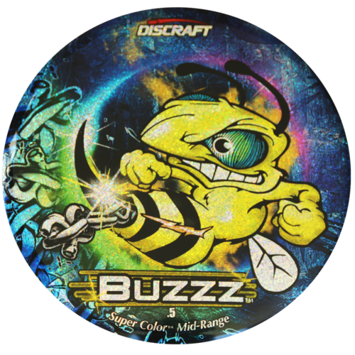 Discraft BUZZZ SC FF CHAINS BLUE SPARKLE