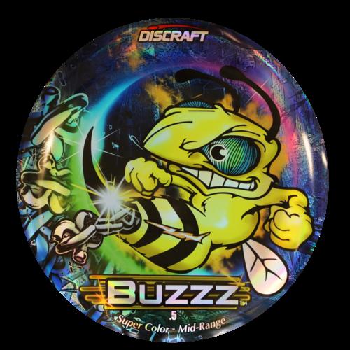 Discraft BUZZZ SC FF CHAINS BLUE PRISM