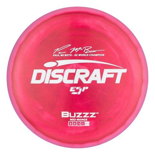 Discraft BUZZZ ESP PAUL MCBETH 167-169