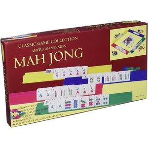 JOHN HANSEN COMPANY MAH JONG W/ RACKS