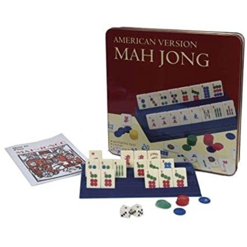 JOHN HANSEN COMPANY MAH JONG AMERICAN