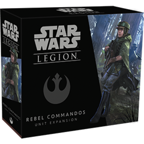 Fantasy Flight Games STAR WARS: LEGION - REBEL COMMANDO UNIT