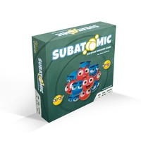 SUBATOMIC: AN ATOM BUILDING GAME - 2ND EDITION