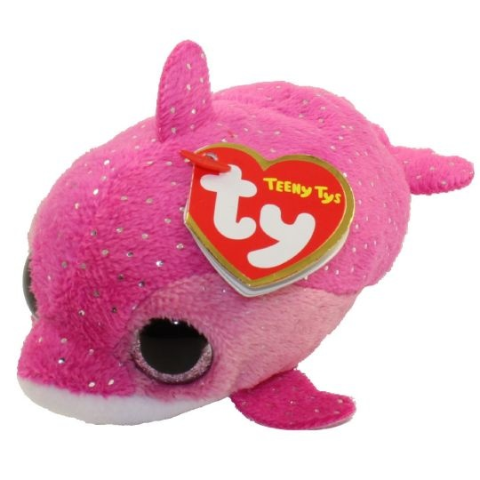TY INC TY TEENY DOLPHIN FLOATER