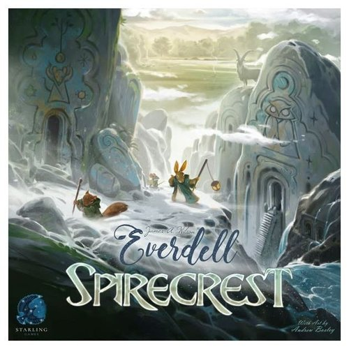 Game Salut EVERDELL: SPIRECREST