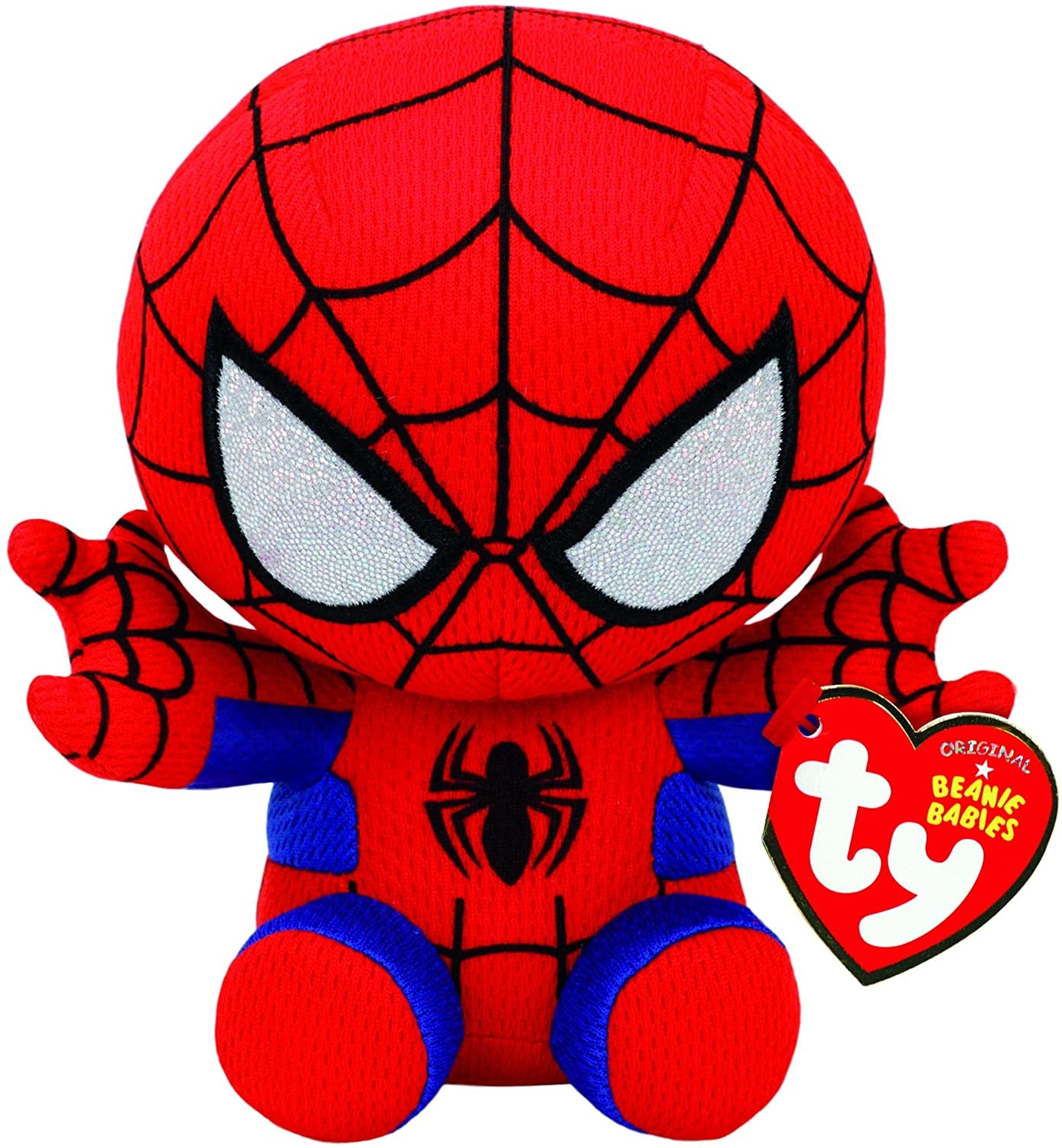 TY INC TY MARVEL SPIDER-MAN (M)
