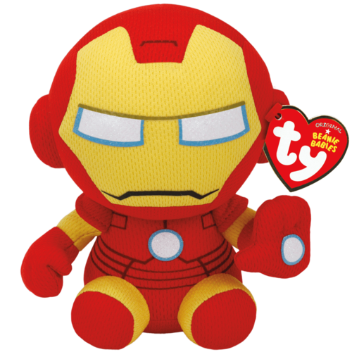 TY INC TY MARVEL IRON MAN