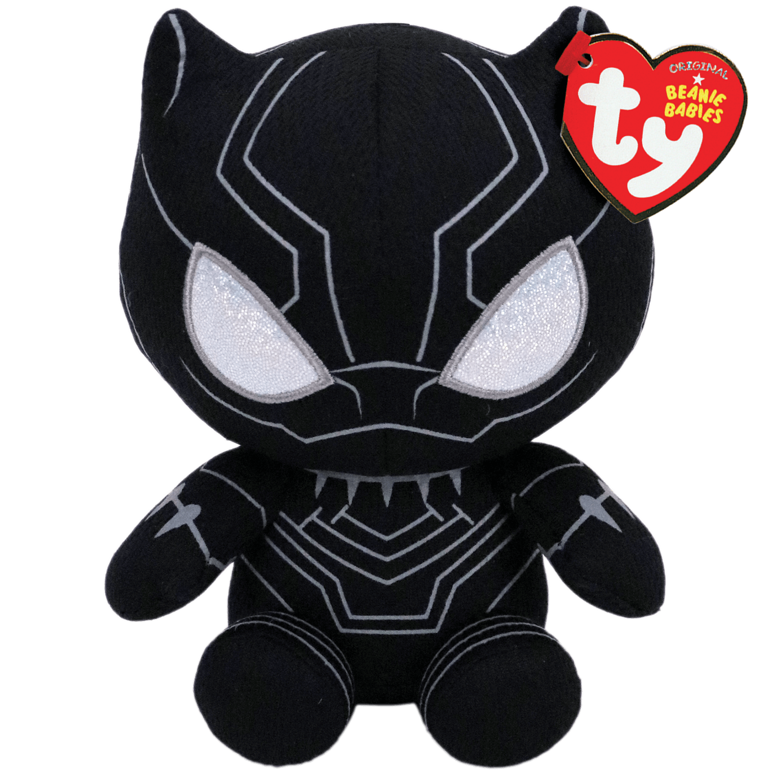 TY INC TY MARVEL BLACK PANTHER
