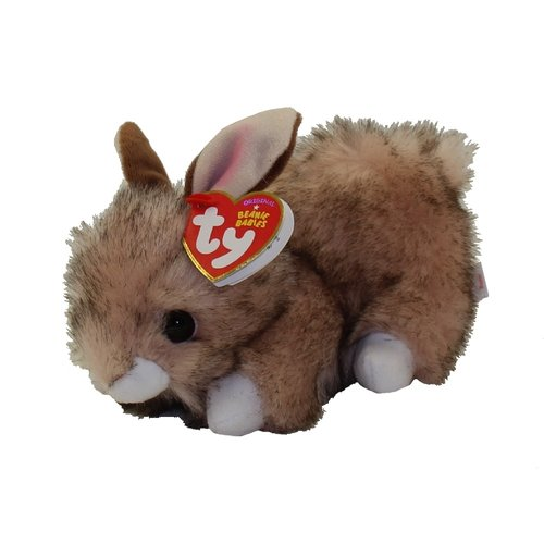 TY INC TY BEANIE BUSTER BROWN BUNNY