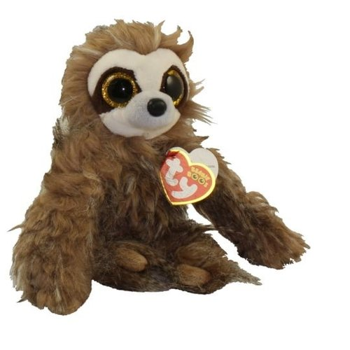 TY INC TY BEANIE BOO SLOTH SULLY