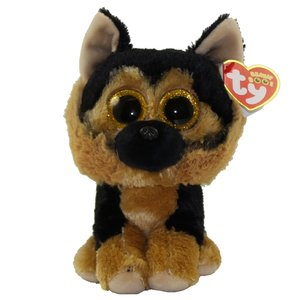 TY INC TY BEANIE BOO SPIRIT GERMAN SHEPHERD