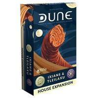 DUNE: IXIANS & TLEILAXU HOUSE