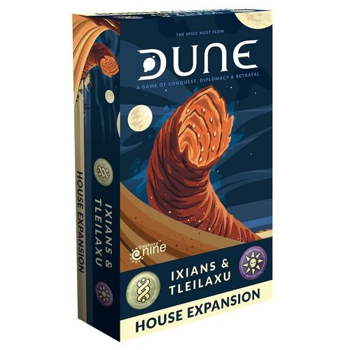 Gale Force Nine DUNE: IXIANS & TLEILAXU HOUSE