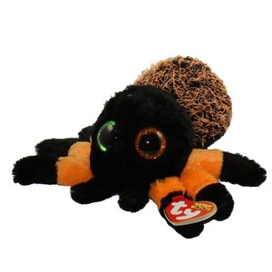 TY INC TY BEANIE BOO SPIDER HAIRY