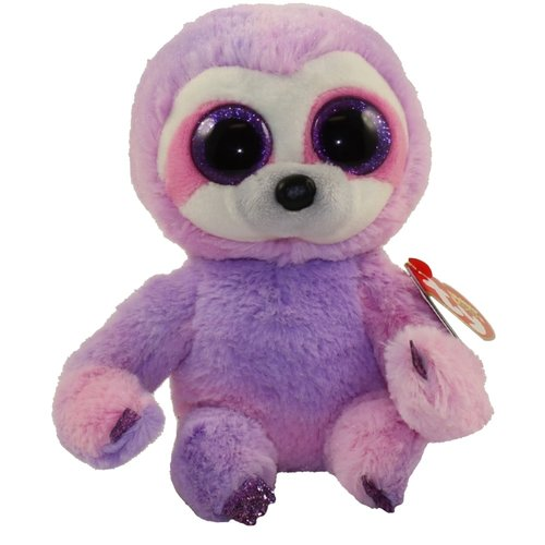 TY INC TY BEANIE BOO SLOTH DREAMY