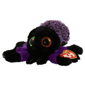 TY INC TY BEANIE BOO SPIDER CREEPER