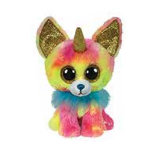 TY INC TY BEANIE BOO CHIHUAHUACORN YIPS