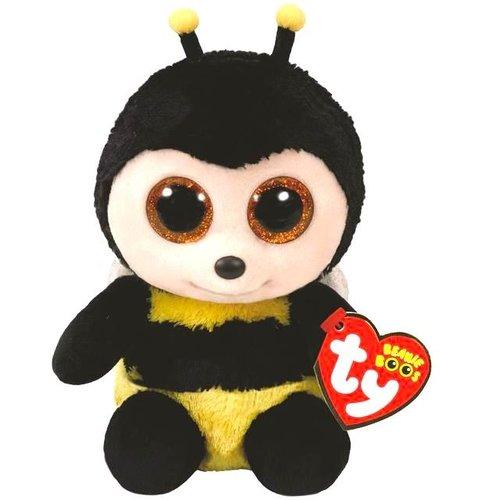 TY INC TY BEANIE BOO BEE BUZBY