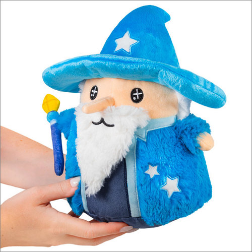 "SQUISHABLE SQUISHABLE 7"" WIZARD"