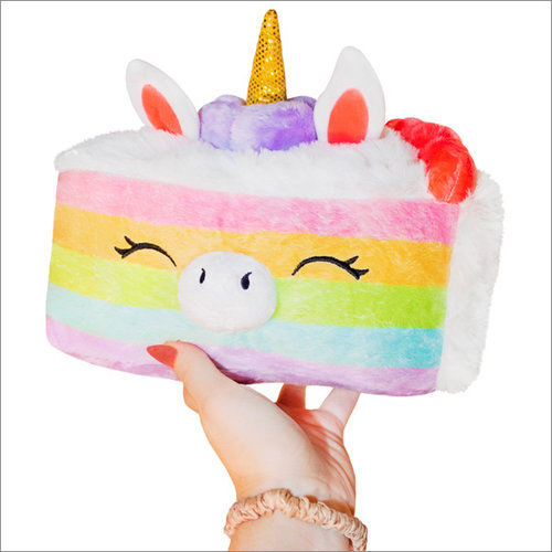 "SQUISHABLE SQUISHABLE 7"" UNICORN CAKE"