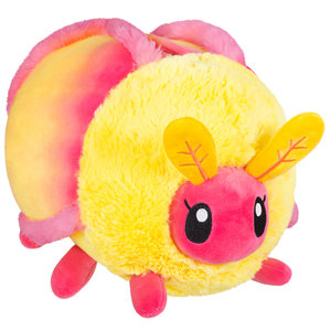 "SQUISHABLE SQUISHABLE 7"" ROSY MAPLE MOTH"