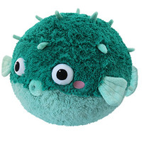 "SQUISHABLE 7"" PUFFERFISH"