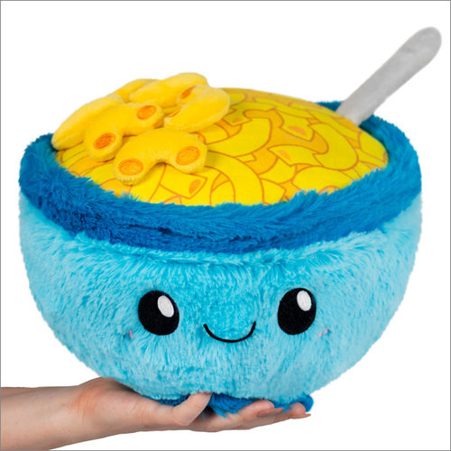 "SQUISHABLE SQUISHABLE 7"" MAC N' CHEESE"