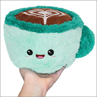 "SQUISHABLE 7"" LATTE"
