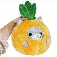 """SQUISHABLE 7"""" KITTY IN PINEAPPLE"""