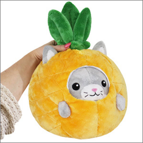 "SQUISHABLE SQUISHABLE 7"" KITTY IN PINEAPPLE"