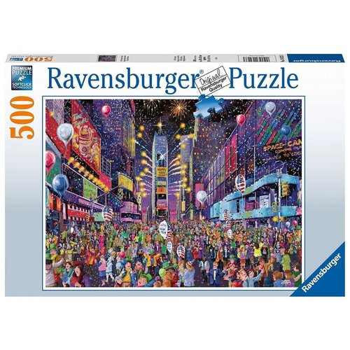 Ravensburger RV500 NEW YEARS IN TIMES SQUARE