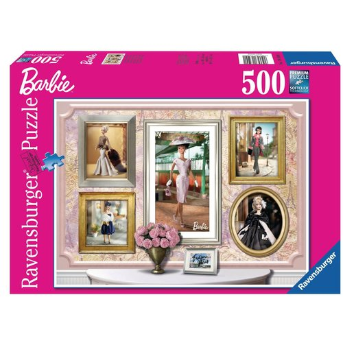 Ravensburger RV500 BARBIE PARIS FASHION