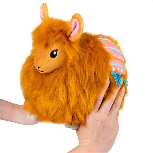 "SQUISHABLE SQUISHABLE 7"" FUZZY LLAMA"