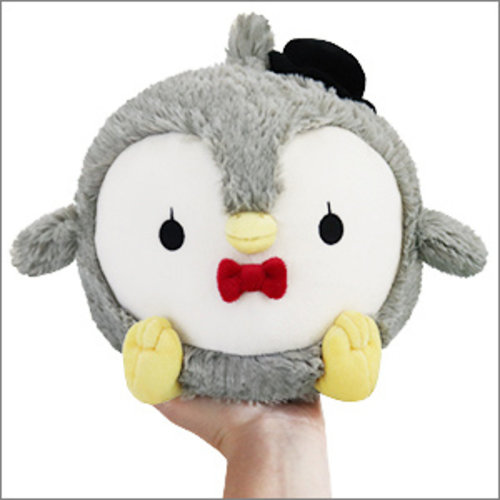 "SQUISHABLE SQUISHABLE 7"" FANCY PENGUIN"