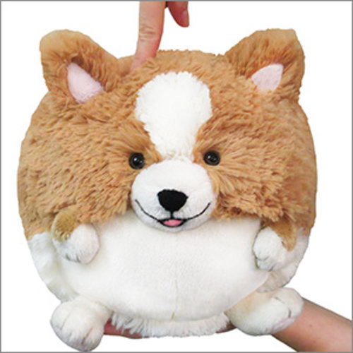 "SQUISHABLE SQUISHABLE 7"" CORGI"