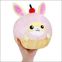 """SQUISHABLE 7"""" BUNNY IN CUPCAKE"""
