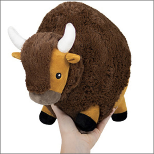 "SQUISHABLE SQUISHABLE 7"" BISON"