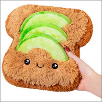"SQUISHABLE 7"" AVOCADO TOAST"
