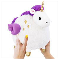 "SQUISHABLE 7"" ALICORN"