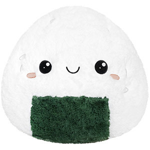 "SQUISHABLE SQUISHABLE 15"" ONIGIRI"
