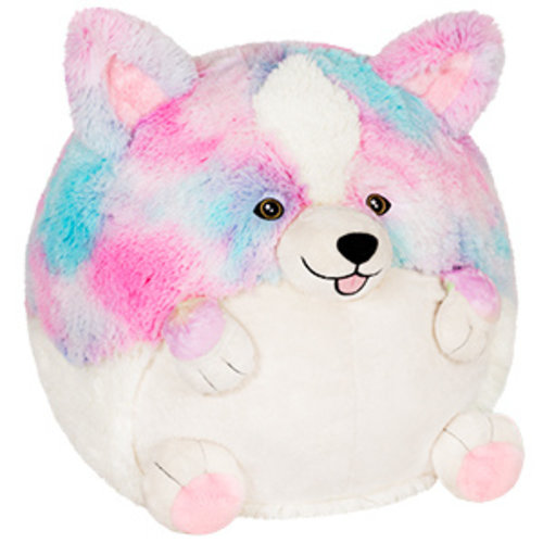 "SQUISHABLE SQUISHABLE 15"" CORGI COTTON CANDY"