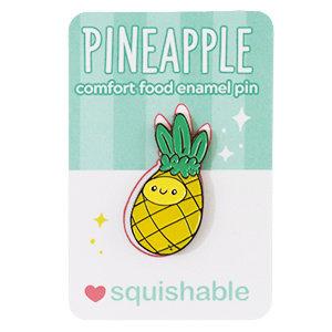 SQUISHABLE PIN: SQUISHABLE - PINEAPPLE