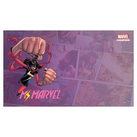 PLAYMAT: MARVEL CHAMPIONS LCG: MS. MARVEL