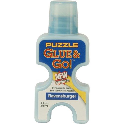 Ravensburger PUZZLE GLUE & GO! 4 OZ.