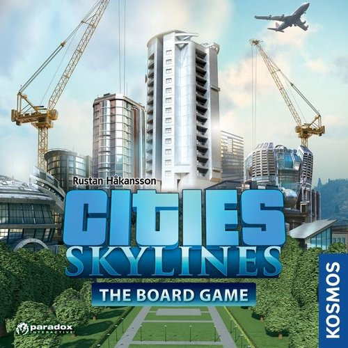 Thames & Kosmos CITIES: SKYLINES